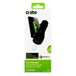 SBS Autoladegerät mit USB-Ausgang 2.1 A