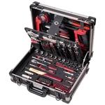 KRAFTWERK 151-teilig Profi-Alu-Werkzeugkoffer KW PB HT, 3946.2