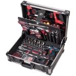 KRAFTWERK 266-teilig Profi-Alu-Werkzeugkoffer KW/Bosch, 3949.2