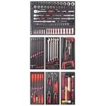 KRAFTWERK Ass. d'outils COMPLETO EVA 194pcs. 105.517.000