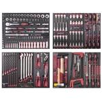 KRAFTWERK Ass. d'outils COMPLETO EVA 236pcs. 105.520.000