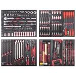 KRAFTWERK Ass. d'outils COMPLETO EVA 243pcs. 105.521.000