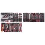 KRAFTWERK Ass. d'outils COMPLETO EVA 273pcs. 105.524.000