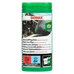 SONAX Chiffons de nettoyage synthétique, brillant, boîte de 25 chiffons
