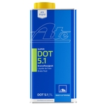 ATE Bremsflüssigkeit SUPER DOT 5.1, Dose à 1 Liter