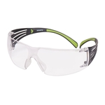 3M Secure Fit 400 des lunettes de sécurité, claires
