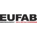 EUFAB Fahrrad-Heckträger PREMIUM II, für die Anhängerkupplung