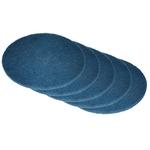 CLEANFIX Pad blau, Ø 43.2 cm, 694.323.5, Pack à 5 Stück