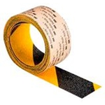 3M Safety-Walk Universel, noir/jaune, 50 mm x 18,3 m