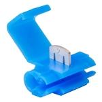 Abzweigverbinder blau 0,7-1,5 mm2, Pack à 100 Stück