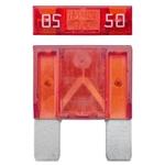 Flachstecksicherung Maxi 50 A, Pack à 10 Stück