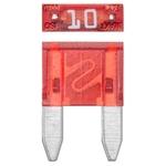 Flachstecksicherung Mini 10 A, Pack à 50 Stück