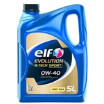 ELF Evolution R-Tech Sport 0W/40, 5 l