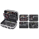 """""""KRAFTWERK Coffret d'outils B100, ABS, 1/4"""""""" + 1/2"""""""", 170 pcs. 202.100.100"""""""