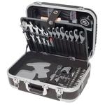 """KRAFTWERK Boîte à outils B160, 3/8"""", 162 pièces sans powertool avec Bosch"""