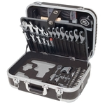 "KRAFTWERK Boîte à outils B160, 3/8"", 162 pièces sans powertool avec Makita"