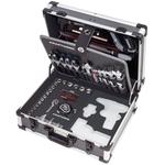 "KRAFTWERK Boîte à outils B160, 3/8"", 162 pièces sans powertool"