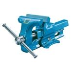 HEUER Parallel-Schraubstock, stahlgeschmiedet, Backenbreite 180mm,