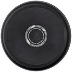"""ESA Frisbee, schwarz, """"Einfach Fahren"""""""