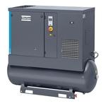 ATLAS-COPCO Schraubenkompressor G 7 10 FF TM 270