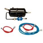 BOSCH Spülsatz für R134a und R1234yf ohne Adapter