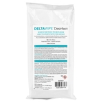 DELTAWIPE Disinfect Refill, 40 paquets à 120 lingettes