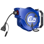 CEJN Automatischer Elektrokabelroller / Rückzugroller 10m PVC Kabel 3×1.5mm² mit CH-Kupplung