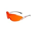 3M 2840 Schutzbrillen Serie, Antikratz-/Antibeschlag-Beschichtung, orange Scheibe, 2846