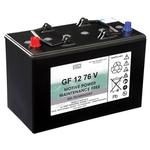 CLEANFIX 2 Gel-Batterien à 12 V/76 Ah (C5) zu RA 431 B