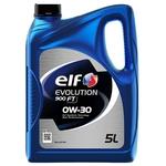 ELF Evolution 900 FT 0W/30, 5 l
