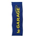 le GARAGE Fahne klein