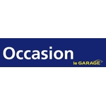 "le GARAGE Aufkleber ""Occasion"""