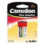 CAMELION Alkaline Batterie 6LR61-BP1 (6LF22-BP1), 9 V, 1 Stück, Long Lasting Power