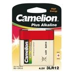 CAMELION Alkaline Flach-Batterie, 4,5 V, 3LR12-BP1, 1Stück