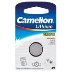 CAMELION Lithium Knopfzelle, CR2016-BP1, 1Stück