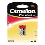CAMELION pile alcaline Plus LR1-BP2, Blister 2