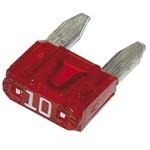 Flachstecksicherung Mini, 10 A, 297010