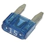 Flachstecksicherung Mini, 15 A, 297015