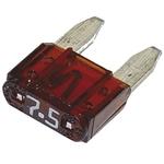 Flachstecksicherung Mini, 7,5 A, 29707.5