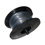 Autolichtkabel TPI einadrig, schwarz, 100 m, 0,75 mm2, Litzenkabel isoliert