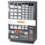 OSRAM Lampenkasten AVS Euro leer, Kunststoff, ohne Schloss, 600×200×430 mm