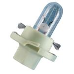 OSRAM Ampoule auto 2352 MFX6, Miniwatt, 12 V 2 W, vert blanc, BX8.4d, Blister-1