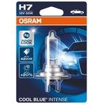OSRAM Autolampe H7 Cool Blue Intense, 12 V 55 W, 64210CBI-01B, Blister-1