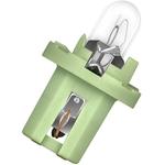 OSRAM Autolampe 2722 MFX, Miniwatt, 12 V 2 W, weissgrün, BX8.5d, Blister-1