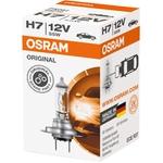 OSRAM Autolampe H7, 64210, 12 V 55 W, Halogen, PX26D