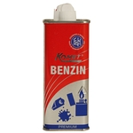 KOMET Benzin für Feuerzeuge, 125 ml