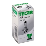 TECAR Autolampe H7 12V 55W Longlife