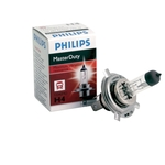 PHILIPS Autolampe, H4, 13342 MDC1, Master Duty, 24 V 75/70 W