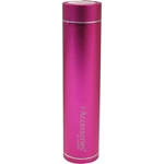 PowerBank Lady, 3000mAh, pink