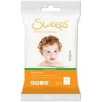 Sweeps Feuchttücher für Baby/Kinder, Beutel à 15 Stück
